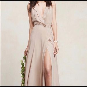 Reformation Arianna dress.
